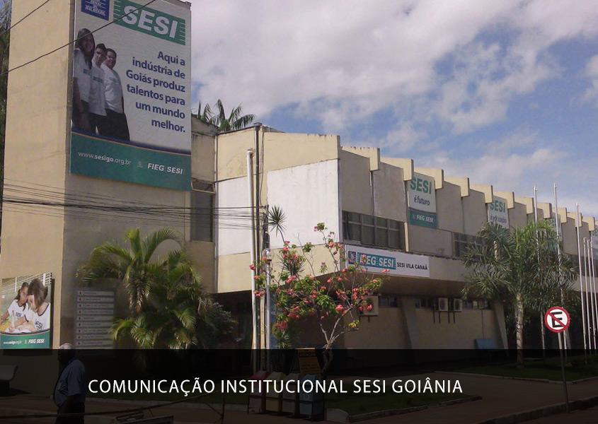 Projeto de comunicação institucional para promover as atividades desenvolvidas pelo SESI. Projeto inclui criação de pontos de mídias em escolas e clube da própria instituição, que poderão ser utilizados futuramente para outras ações.
