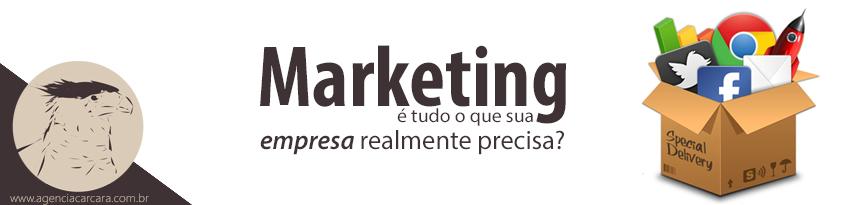Em Brasília hoje você pode realizar o marketing de sua empresa sem riscos e vícios. Conheça o trabalho da Agência Carcará em Águas Claras