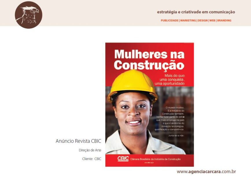 CBIC – Câmara Brasileira da Indústria da Construção