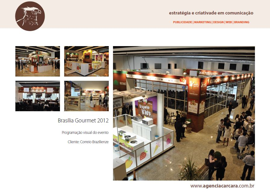 Evento Brasília Gourmet 2012 do Correio Braziliense