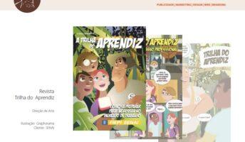 Revista Trilha do Aprendiz do SENAI
