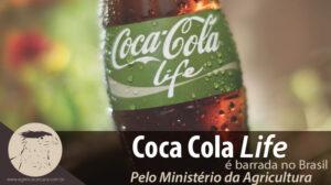 A Coca-Cola lançou uma nova bebida com menos calorias, 89 em vez de 138 em 330 ml da versão original. Não é diet, nem light, é life: uma mistura de açúcar com extrato de folhas de stévia, um adoçante natural.