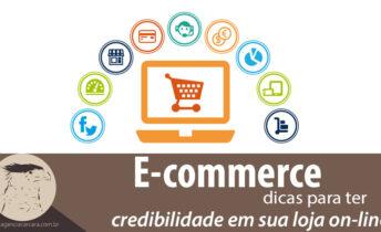 Para vender no e-commerce, um fator sempre vai prevalecer sempre em relação a tecnologia será a confiança. Essa reflexão foi proposta no site E-commerce Brasil, em postagem sobre práticas para ganhar credibilidade na loja virtual.