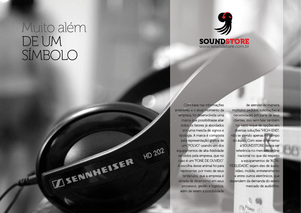 apresentação nova logo - soud store4