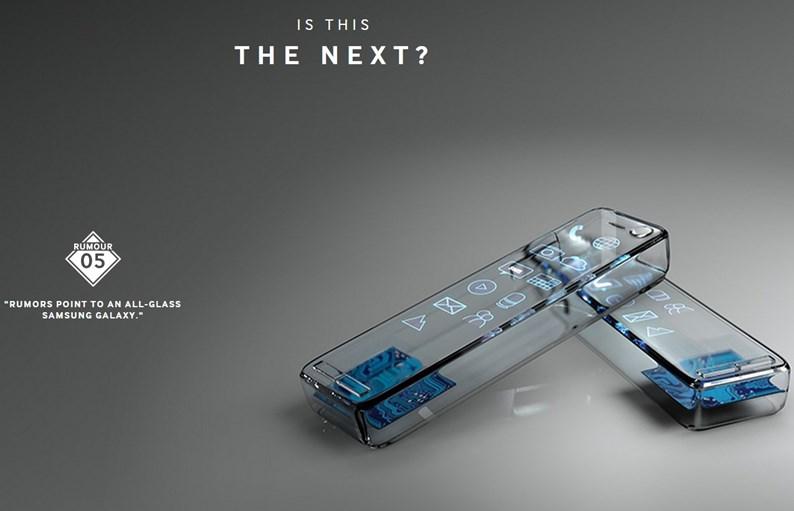 Samsung brinca com rumores relacionados ao Galaxy S6