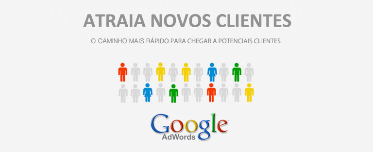 Google Adwords: Vale a pena investir no Google Adwords? Independente da sua empresa ser um e-commerce ou prestar algum tipo de serviço, o Google é uma ferramenta poderosa que pode gerar mais negócios para você. Desde que sejam feitos por profissionais qualificados, seus anúncios no Google podem gerar resultados significativos. Defina o que mais importa para seu negócio (vendas, leads, contatos, cadastros, etc) e depois deixe para nós o trabalho e criar e otimizar suas campanhas para atingi-lo.