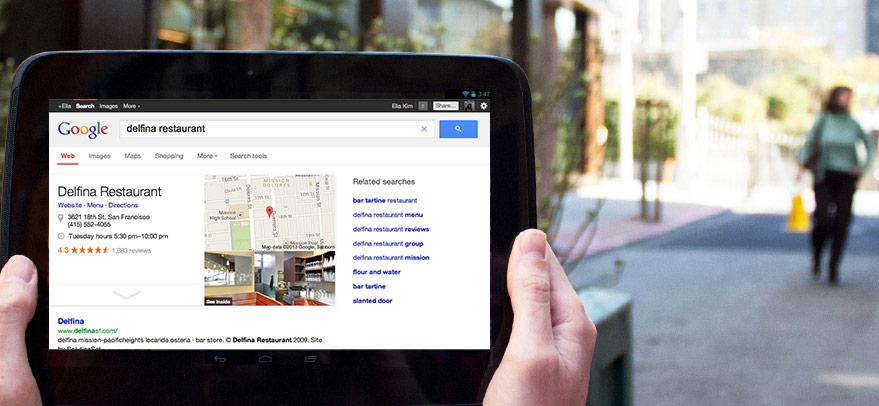 A importância do Google Places para sua empresa O Google Maps proporciona a sua empresa um retorno surpreendente! Mas para isso é fundamental que você cadastre corretamente as palavras chaves e as categorias que o seu negócio se encontra. Também é interessante que você coloque fotos, videos e deixe o seu cadastro o mais completo possível.