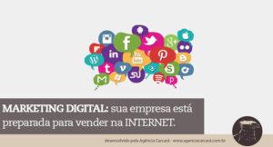 Muitas vezes investimentos são jogados por água abaixo, pelo fato de muitos empresários não saberem o real valor do marketing digital para o sucesso de suas empresas ou marca na atual era da internet, sem esquecer da mobilidade que hoje temos!