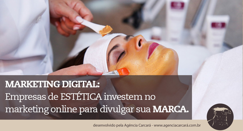 Uma boa estratégia de marketing digital ou online gera mais visibilidade e aumento nas vendas das empresas de estética, beleza e bem estar de Brasília como SEO, criação de sites, gestão de mididas sociais