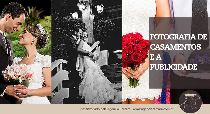 """Fotografia de casamento e publicidade parecem coisas bem distintas não é mesmo! Mas estão extremamente interligadas afinal publicidade significa """"tornar público ou informar"""", e o que representa o casamento para os noivos que """"tornar público"""" a sua união! A Fotografia nos casamentos vão mais que compor álbuns!"""