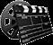 PRODUÇÃO DE VÍDEO Vídeo institucional, viral, de produto, de evento, cases, propaganda publicitárias e de treinamento! Conte conosco.