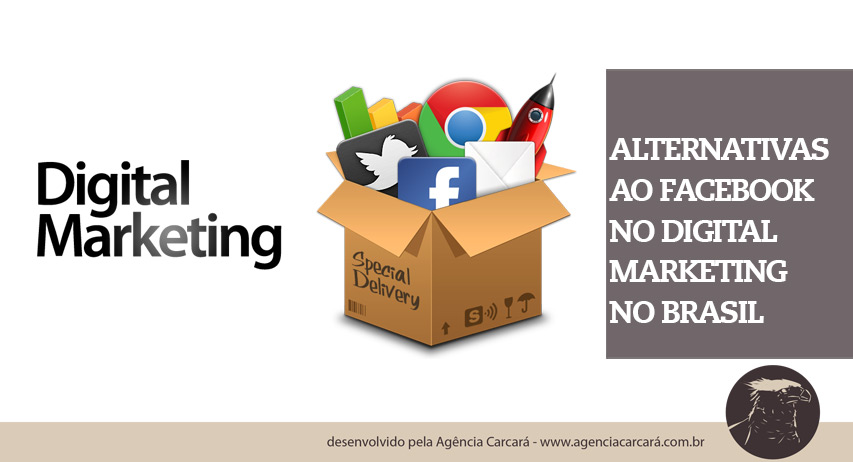 A Agência Carcará em todas nossas reuniões ou projetos, deixamos bem claro que o Facebook e Twitter não são os únicos meios de marketing digital. Existem muitas possibilidades a serem exploradas.