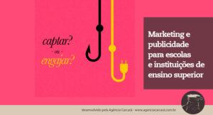 A publicidade e a propaganda são ferramentas de extrema importância para escolas e faculdades, pois se bem utilizadas são capazes de promover a instituição de ensino, fazendo com que lucro e visibilidade apareçam.