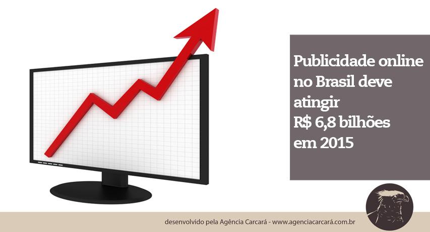 Nós da Carcará Agência de Publicidade em Brasília, confirmamos os resultados da pesquisa, onde a publicidade online está crescendo muito em relação a 2015 em Brasília e também em todo o Brasil.