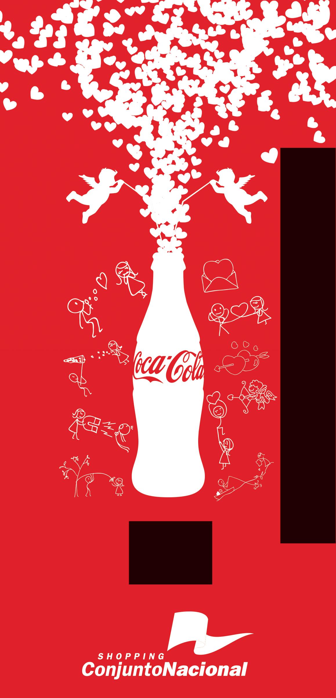 campanha coca cola dia dos namorados 1
