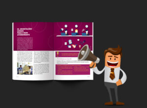 Diagramação de livros, revistas, cartilhas técnicas, capas para livros e revistas, editoriais e gráficos