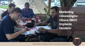 E a Carcará Agência de Publicidade em Brasília torna-se a Guardiã de mais uma marca, nesse caso da Clínica SBCO de Implante Dentário. Iniciando trabalho de marketing odontológico.