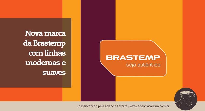 Grafismo da Brastemp ganha linhas mais modernas e suaves para enaltecer a sofisticação da marca. Apresentação dos produtos dá ênfase à alta performance das categorias