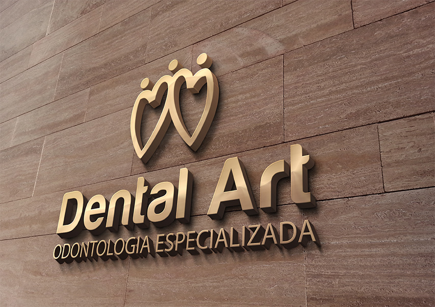 Mais uma empresa nasce pelas mãos da Agência Carcará de Publicidade em Brasília! Dessa vez apresentamos a desefa de criação da logo da clínica odontológica Dental Art, a primeira etapa dentro do projeto de Marketing Odontológico.