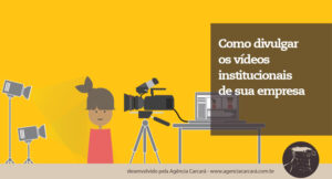 Agora que você já criou o vídeo institucional de sua empresa em Brasília vem aquela dúvida: Como divulgá-lo e com isso fazer com que sua marca seja vista por um grande número de potenciais clientes.