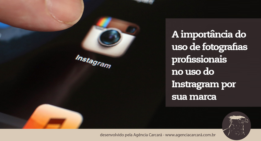 Sua empresa com certeza ou já está ou pensa em estar no Instagram! Saiba da importância da fotografia publicitária para alcançar bons resultados. Entenda a importância de um bom planejamento de campanha com uso de fotografias de qualidade para sua marca no Instagram.