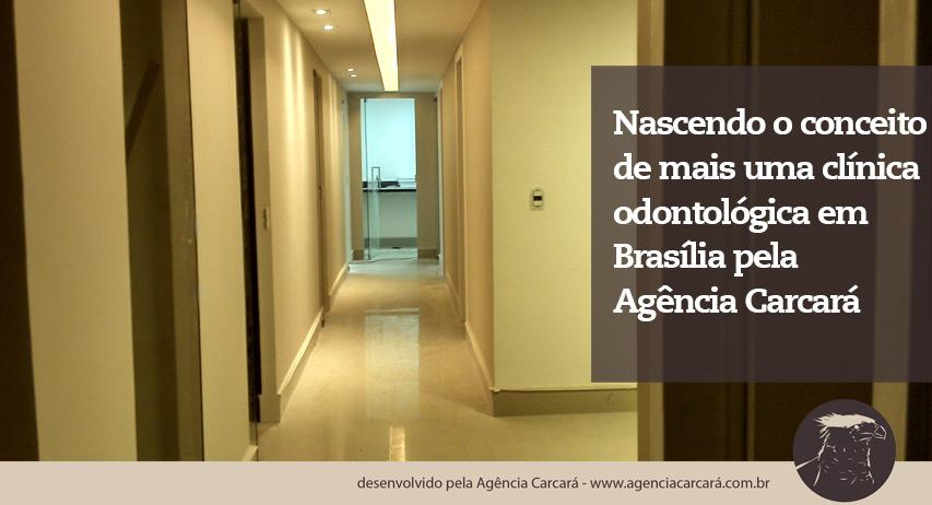 Um dos pilares do marketing odontológico é o conceito por trás da criação da logo e marca de uma clinica odontológica em Brasília. Confira mais um projeto.