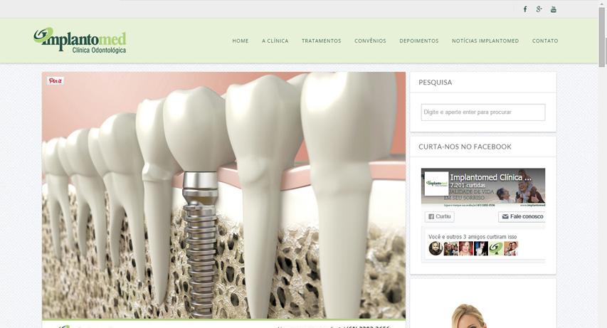 Para compor a estratégia de marketing odontológico digital é fundamental a criação de site e a criação um blog empresarial para a clínica de implante dentário.  Entender o papel de um blog na estratégia de marketing digital é fundamental para atrair um tráfego segmentado e gratuito para o site. A criação de um blog é o centro da estratégia de marketing digital de uma empresa. Listamos algumas dicas para você criar o blog da sua empresa:
