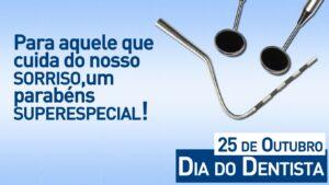 Feliz dia do Dentista a todos os nossos clientes, futuros e não clientes dentistas! Continuem a levar alegria para a vida das pessoas!!