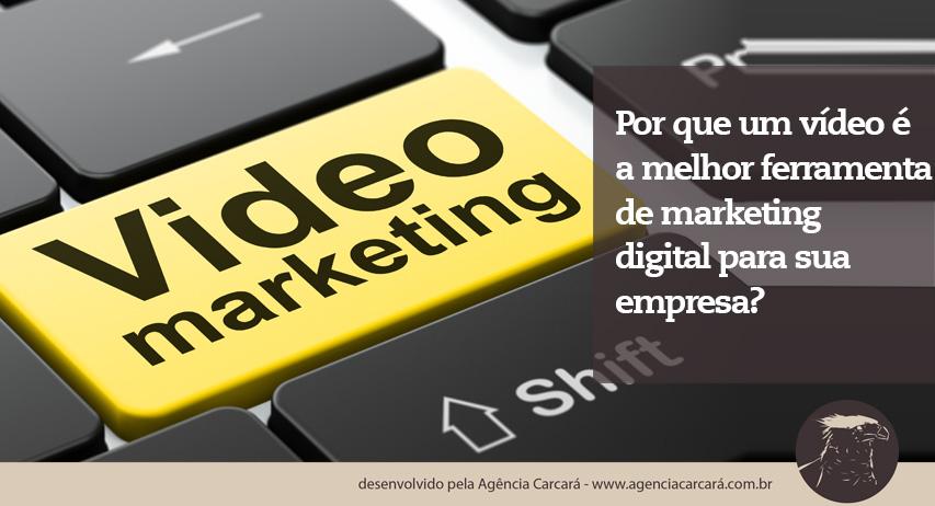 Por que o vídeo é uma das melhores ferramentas de marketing digital? Um vídeo consegue explicar tudo sobre um produto e deixar você louco de vontade de comprar em questão de segundos! Veja como utilizar o poder dos vídeos para melhorar sua divulgação.
