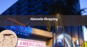 Primeiro shopping de Taguatinga, o Alameda foi criado em 1990 e trouxe consigo tudo de mais moderno e arrojado que um shopping poderia oferecer.