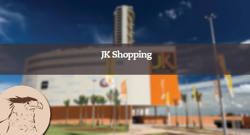O Jk shopping é o mais novo shopping da cidade e o primeiro na região de Ceilândia, vem para e diminuir o fluxo de pessoas em shoppings como o Taguatinga, e centralizar a economia da cidade, diminuindo o fluxo de pessoas saindo e passar a atrair novos públicos.