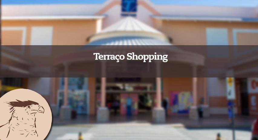 O Terraço Shopping, localizado entre os bairros Sudoeste e a Octogonal, é o centro de lazer, compras e serviços mais charmoso e agradável de Brasília. Inaugurado em novembro de 1999, ficou caracterizado pelo arrojo em sua arquitetura open mall e seu