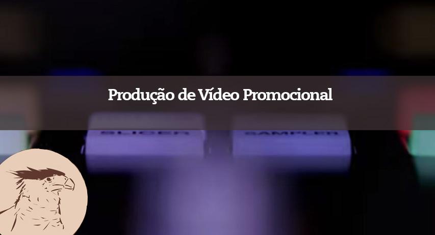 Produção de vídeo Promocionais uma fantástica arma para apresentar o diferencial de seu produto no mercado! Destaque sua empresa por meio de um vídeo promo.