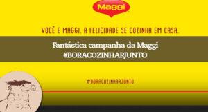 Campanha publicitária da Maggi Bora Cozinhar Junto é um convite a reviver momentos marcantes em sua vida!