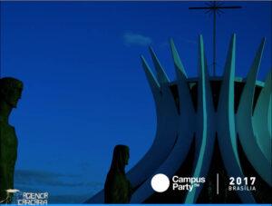 Em primeira mão: 1ª Campus Party Brasília será em 2017 #CPBSB1! A Carcará como uma empresa de criatividade e tecnologia não poderia deixar de divulgar esse fato histórico para Brasília! Oficializado, pelo Governador Rollemberg, 1ª Campus Party Brasília em 2017