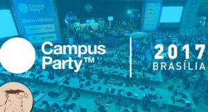 Em primeira mão: Campus Party 2017 #CPBR10 #feeltheFuture será em Brasília! A Carcará como uma empresa de criatividade e tecnologia não poderia deixar de divulgar esse fato histórico para Brasília! Oficializado, pelo Governador Rollemberg, Campus Party 2017 será em Brasília