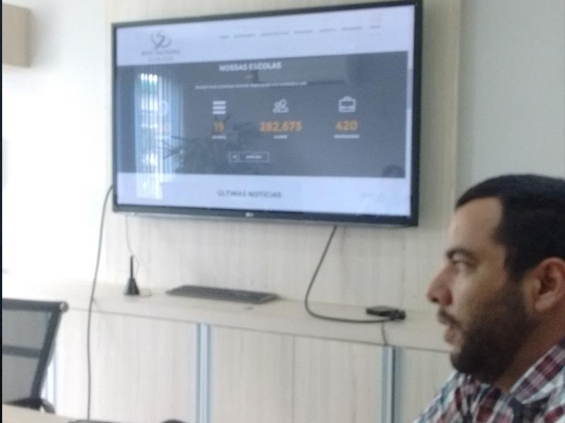 Tivemos uma grande honra e oportunidade de realizar uma palestra fantásticas sobre o SEO para sites para uma das mais antigas redes de escola do Brasil e também do mundo: Rede Salesiana de Escolas!