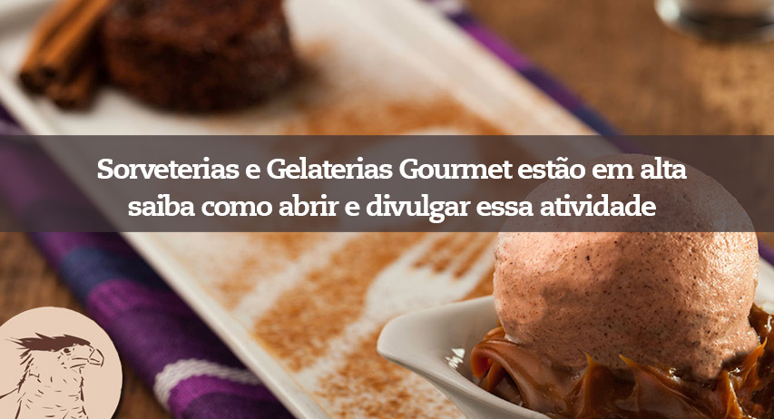 Sorveterias gourmet, premium, artesanais e paleterias estão em expansão, mesmo com o cenário de crise que assola o Brasil! Esse é o momento certo para investir em seu próprio negócio! E a Agência Carcará pode lhe auxiliar!
