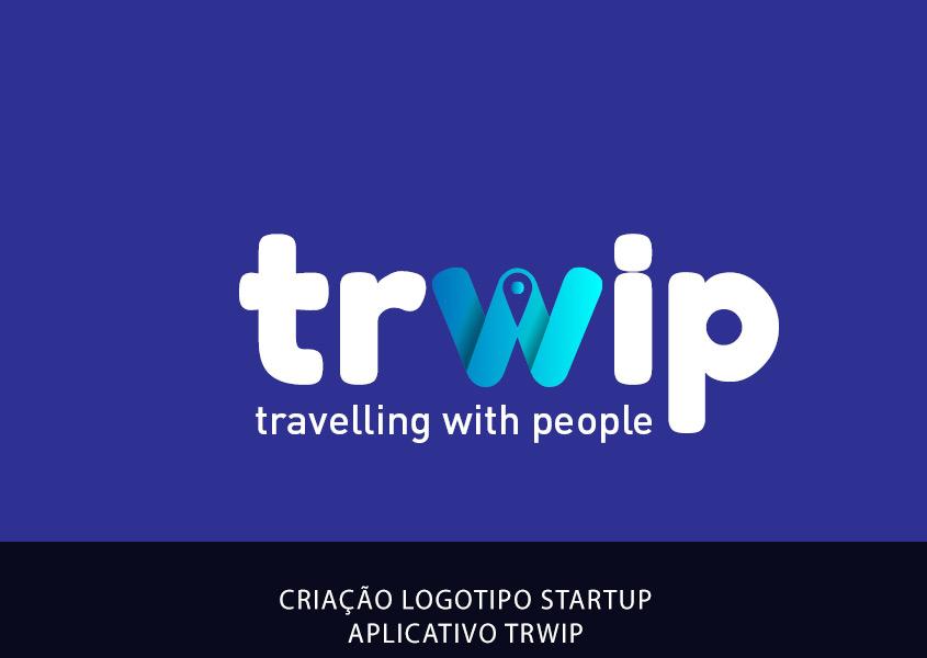 criação de logo para startup e aplicativo