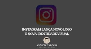 O Instagram acaba de ganhar uma nova identidade visual, com direito à reformulação do logo e à repaginação do aplicativo.