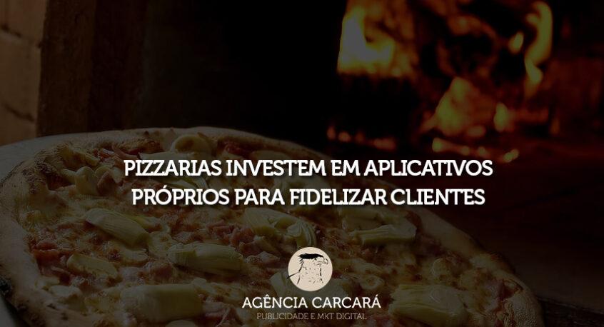 Pizzarias investem em aplicativos próprios para fidelizar clientes. Empresários apostam em tecnologia e lançam aplicativos próprios de seus restaurantes para 2017