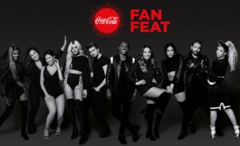 Inspiração veio dos contrastes entre os artistas, contaBruno Ilogti, diretor do comercial e campanha da Coca-ColaFan Feat.