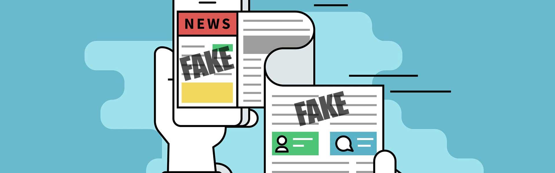 """Existe maneiras """"limpas"""" para se combater o Fake News? O Fake News está ai para ficar e a cada dia que passa fica mais preocupante para pessoas públicas, marcas, empresas e políticos os danos colaterais que podem gerar a imagem e muitas vezes anos de tradição."""