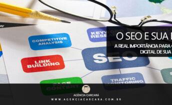 Entenda por que o SEO (otimização de sites para motores de busca) deve ser uma prioridade para posicionar o site de sua empresa em Brasília.