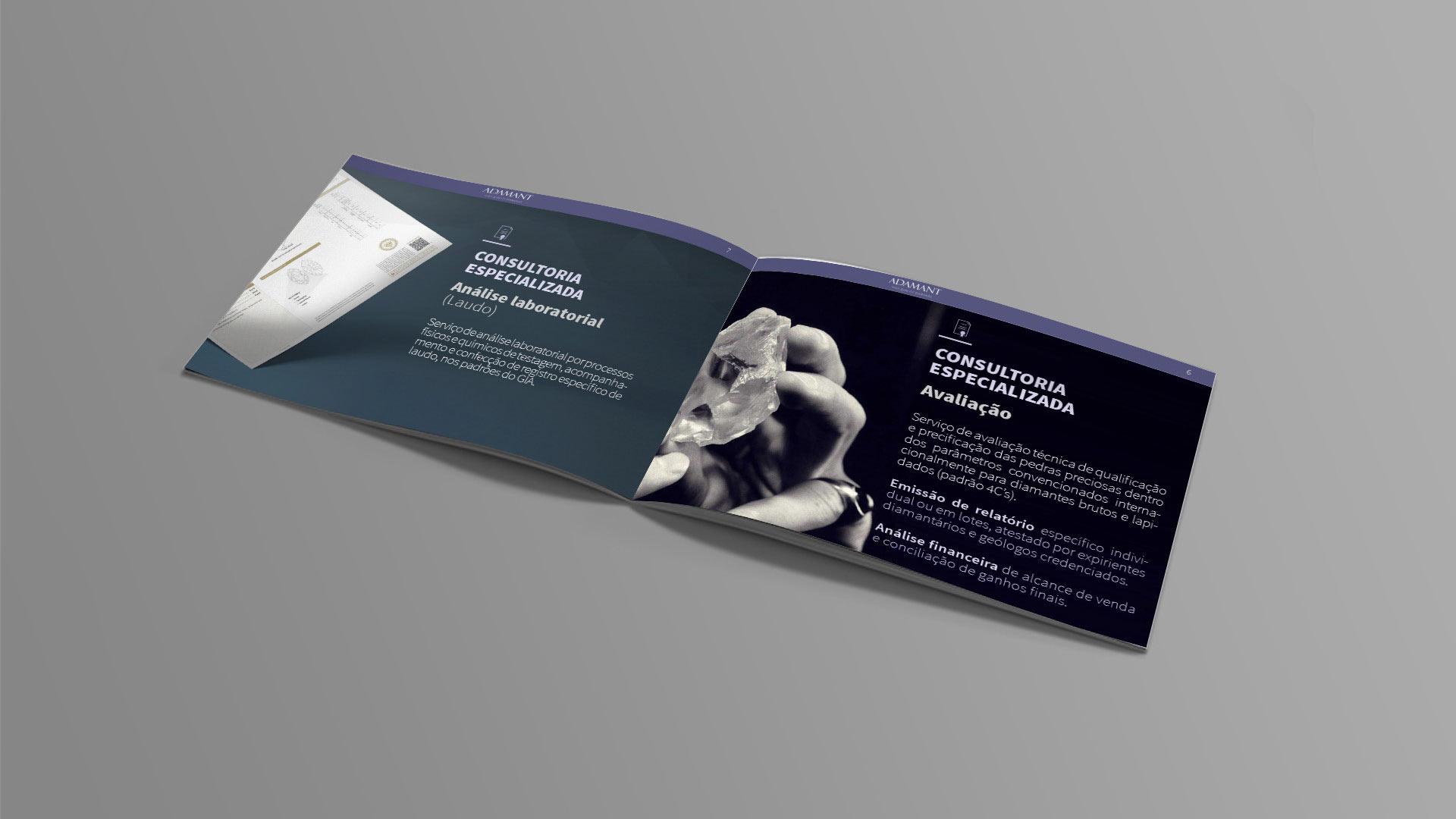 Criação e Diagramação de Projetos Gráficos para desenvolvimento de publicações como livros, revistas, catálogos e peças publicitárias em Brasília