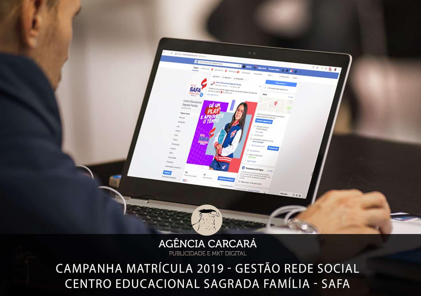 fcf0e9cd2c Agência Carcará de Publicidade e Marketing Digital Brasília DF