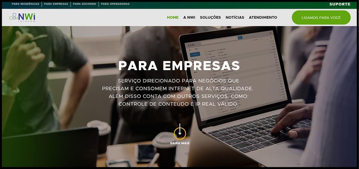 A Agência Carcará cria, desenvolve e moderniza sites e portais profissionais em Brasília. Utilizamos as mais modernas tecnologias existentes na internet para tornar seu projeto único e diferenciado, para alcançar seu público alvo.