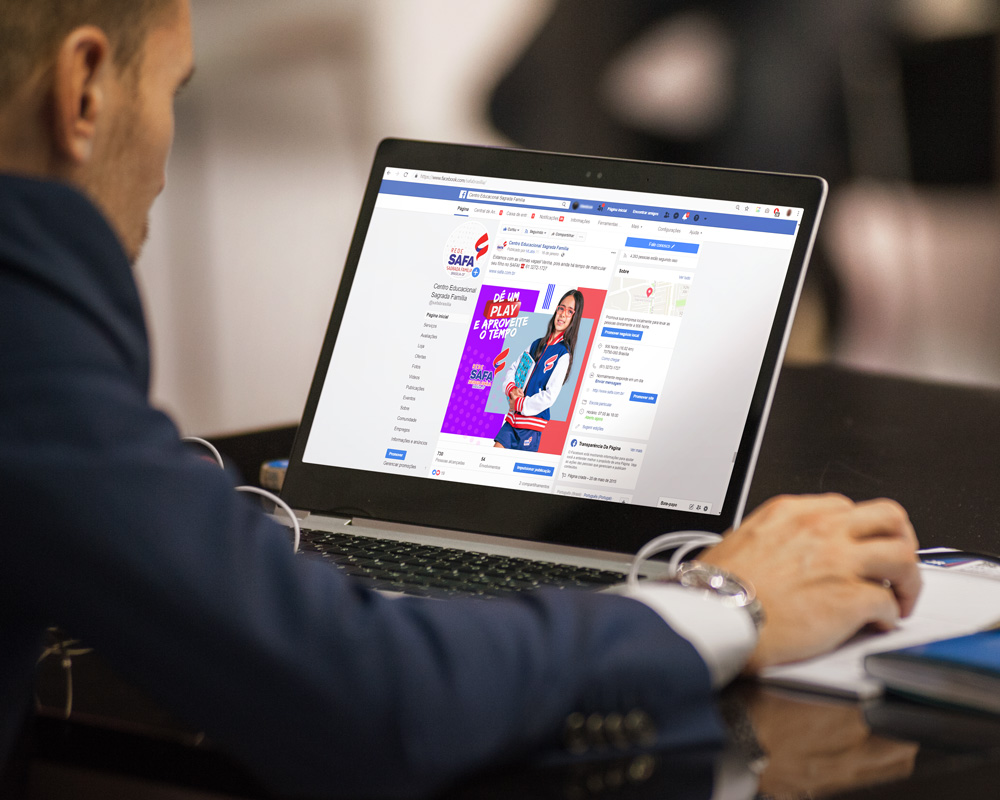 Gestão de Redes Sociais ou Mídias Sociais em Brasília, como: Facebook, Instagram, Youtube, Twitter e Google Maps é com a Agência Carcará de Publicidade