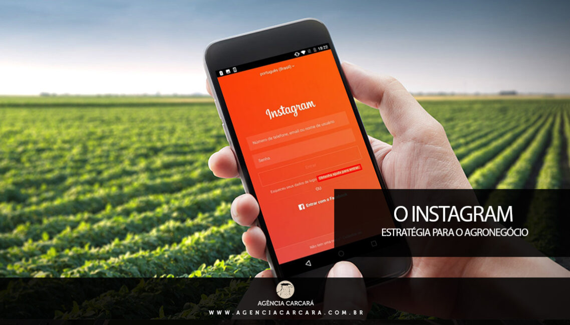 Empresas do agronegócio, agroindústria e fazendas se rendem cada vez mais ao Instagram e o marketing digital como meio de ganhar mercado.