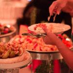 Fotografia publicitaria gastronômica Casamento Centro de Eventos e Buffet Unique Palace